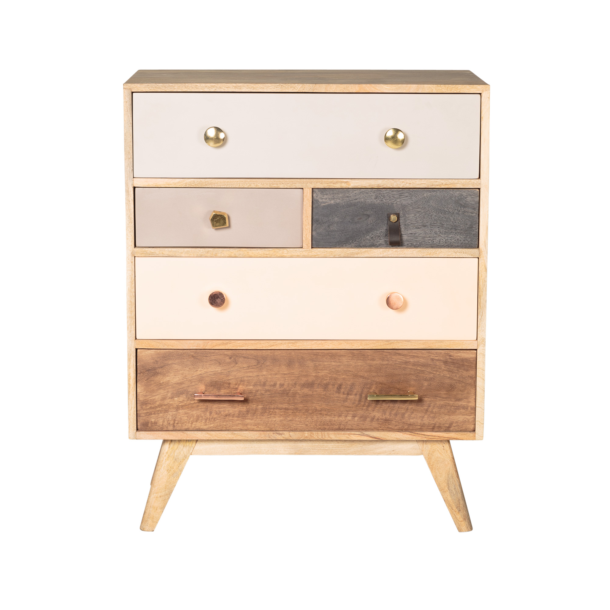 Keira wooden chest of drawers oliver bonas