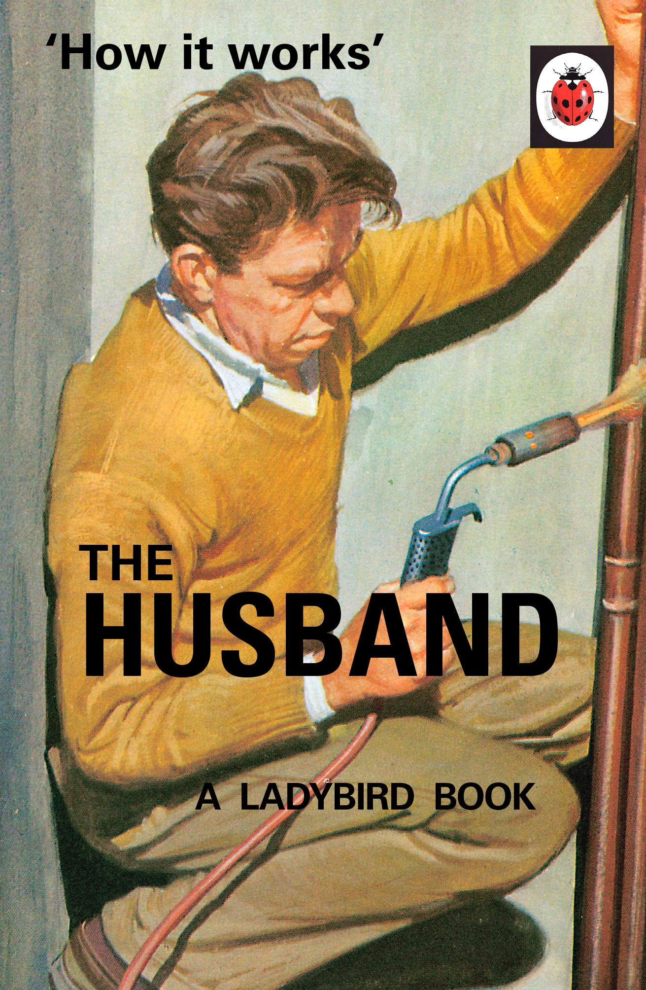 How It Works The Husband Ladybird Books For Grown Ups