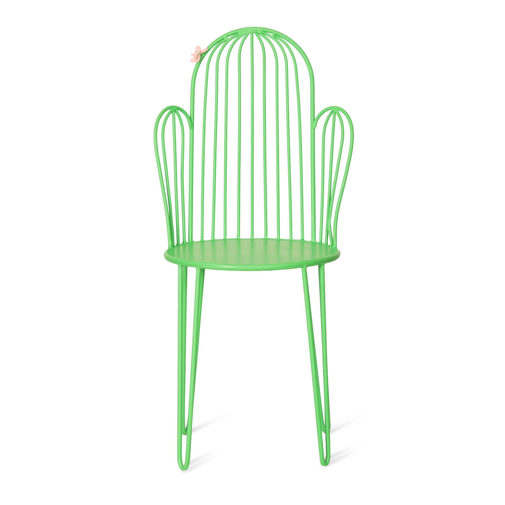 Green Green Cactus Chair