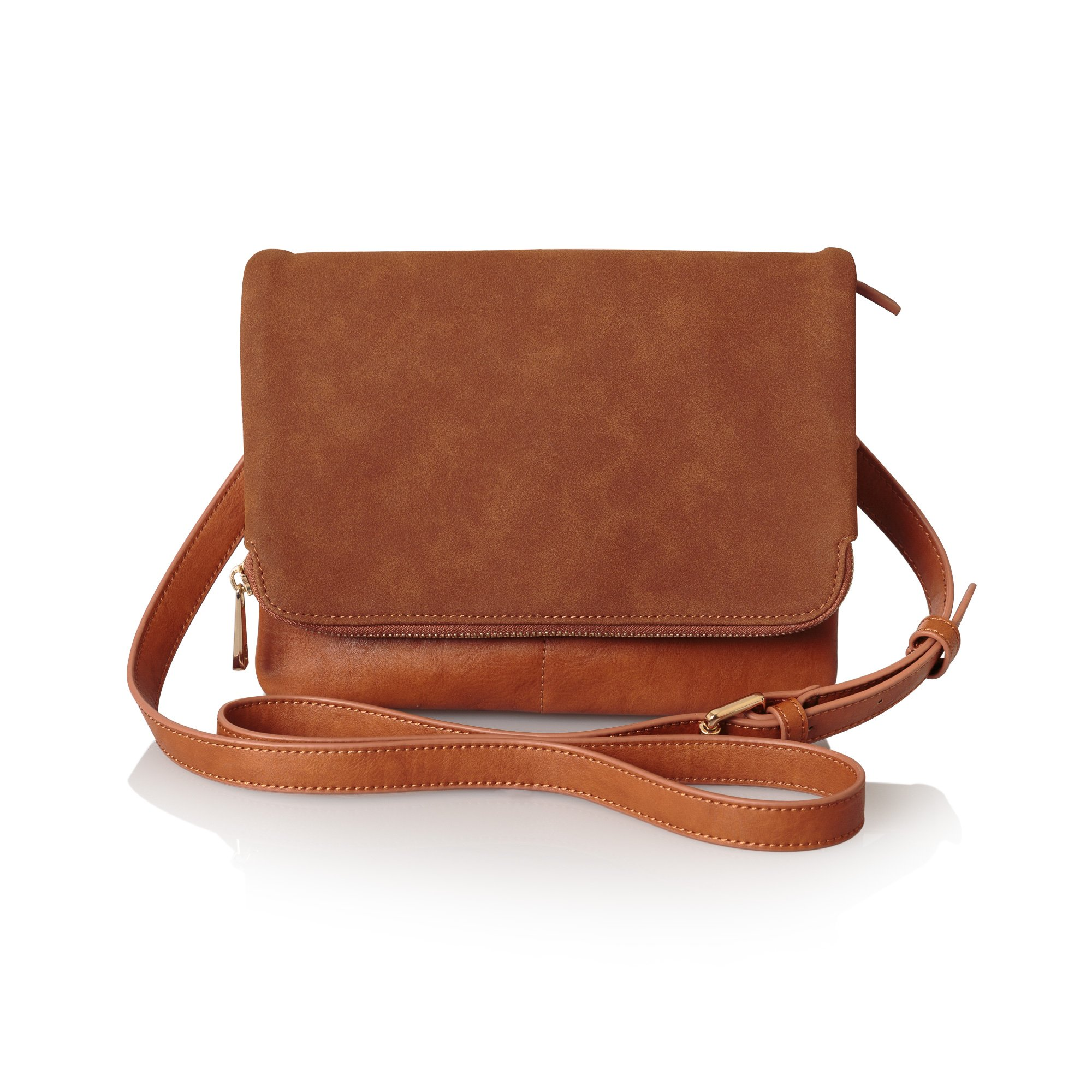 Tan Josie Cross Body Bag | Oliver Bonas