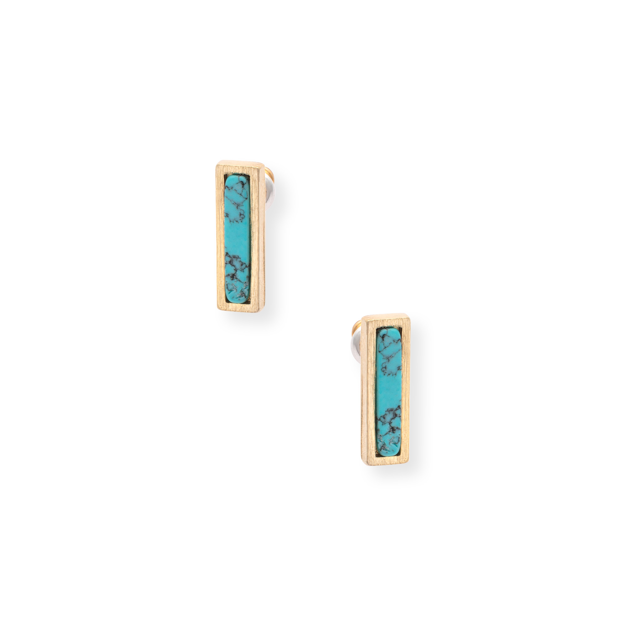 p rose fullxfull stud turquoise earring vintage gold handmade cfkj il earrings jewelry set modern style