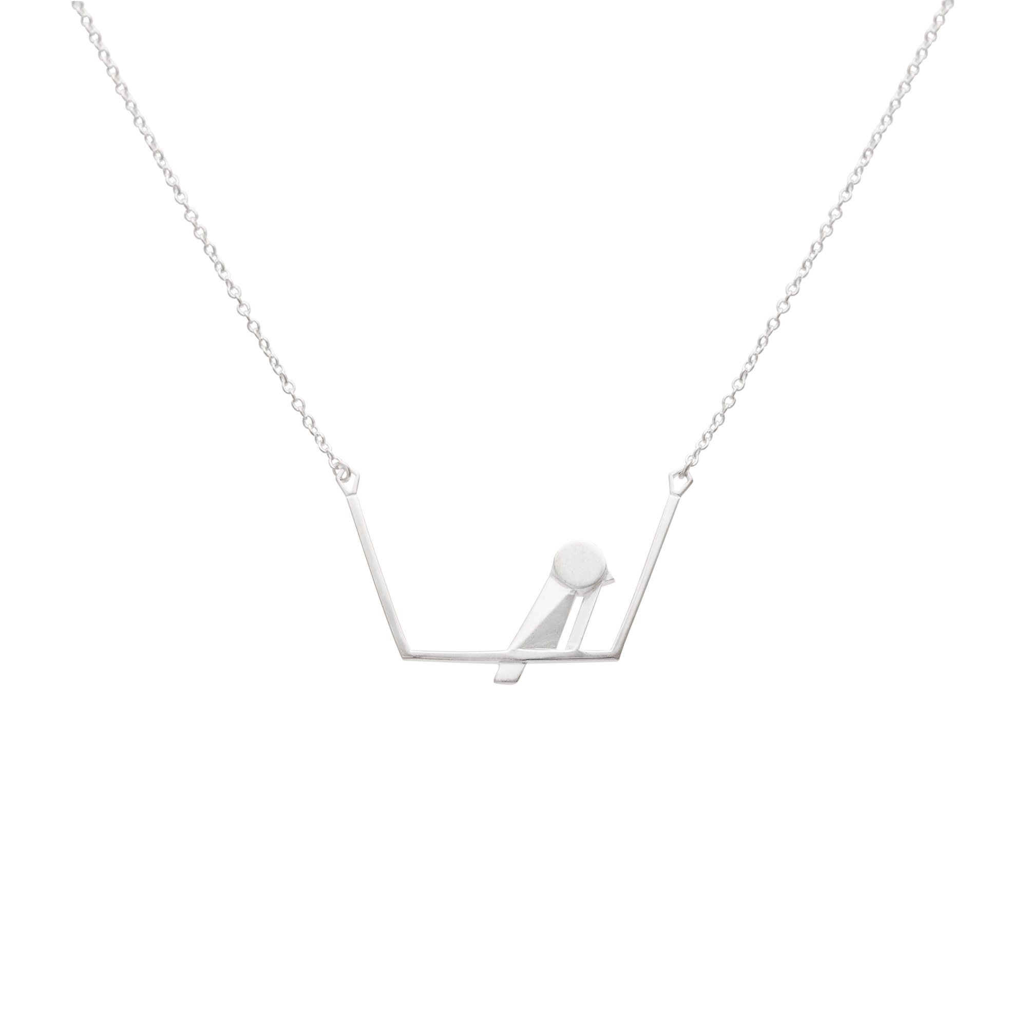 in diamonds tiny with silver teeny pendant sterling blue bird itm