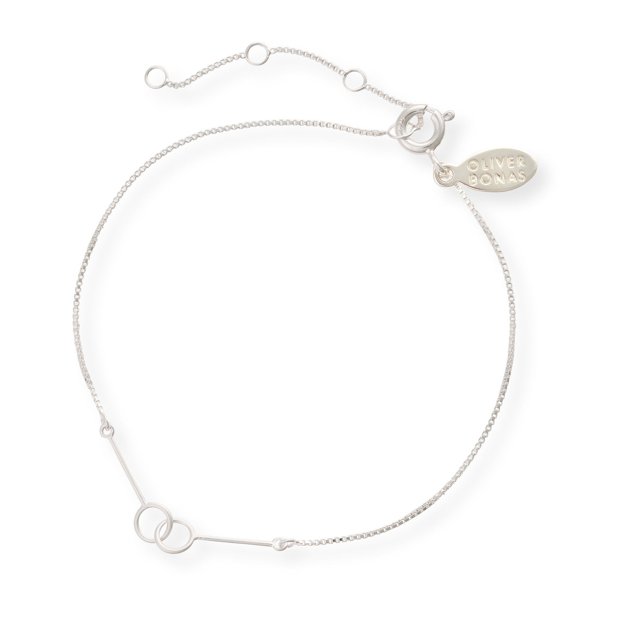 with bangle bangles product filled charm bracelet small two charms k rose images bracelets boys sterling silver beads zoom plated gold