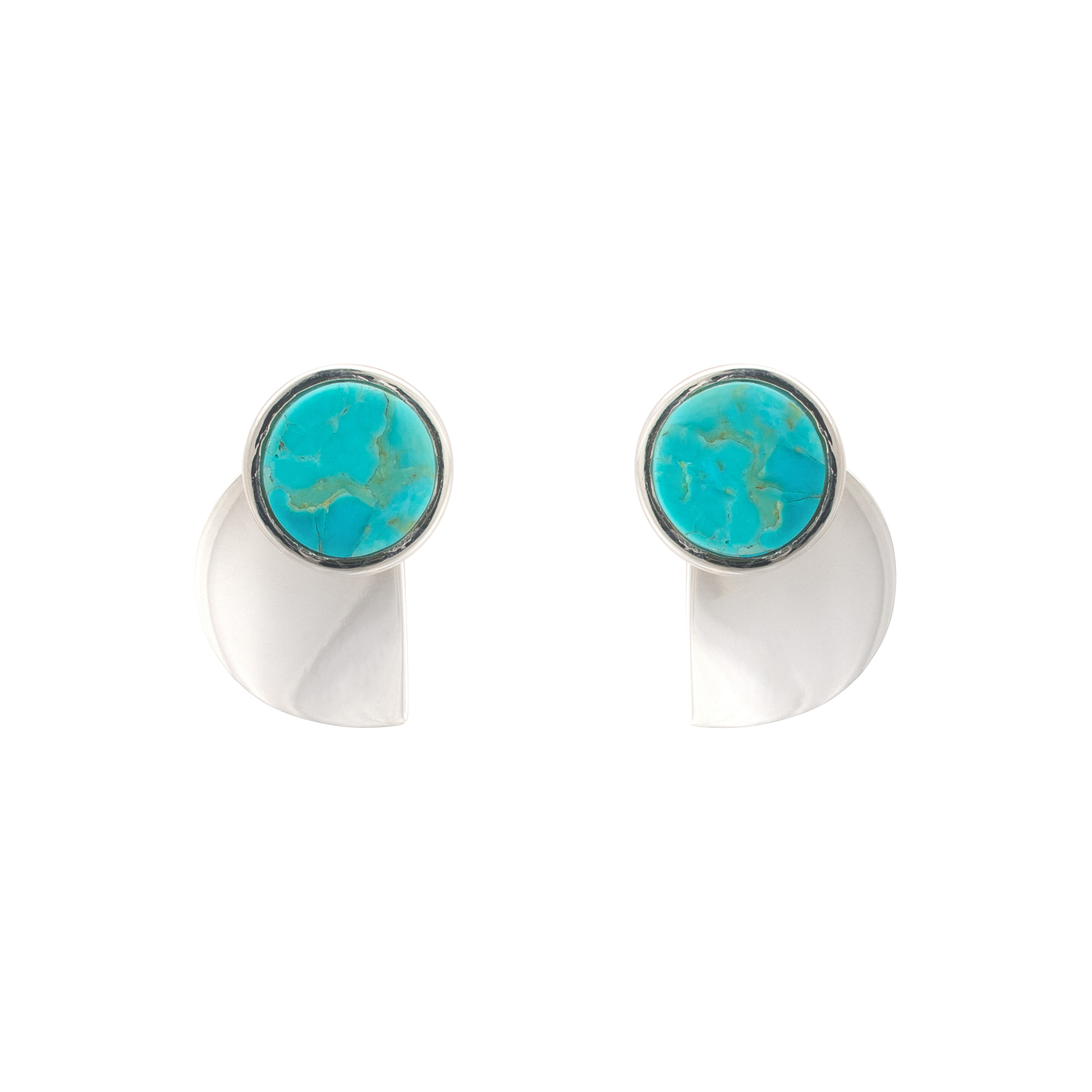 tressa silver paw collection genuine journee jewelry stud print turquoise bear product sterling earrings watches