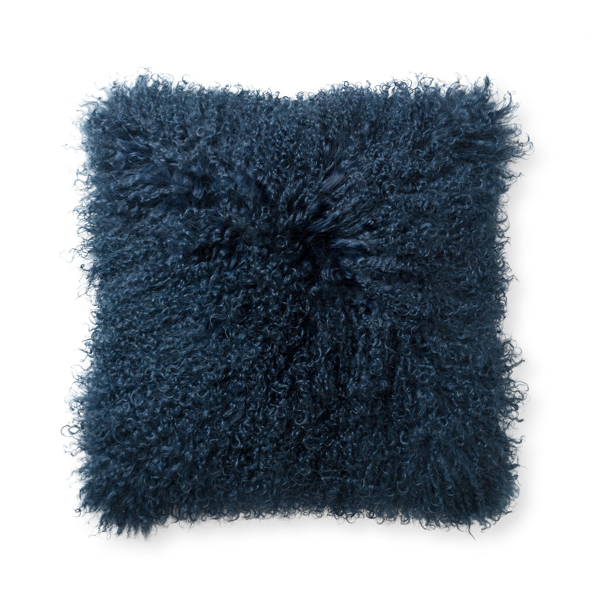 faux best charcoal pillow cover throw covers tibet llama rectangle genuine siscovers mongolian lamb real fur