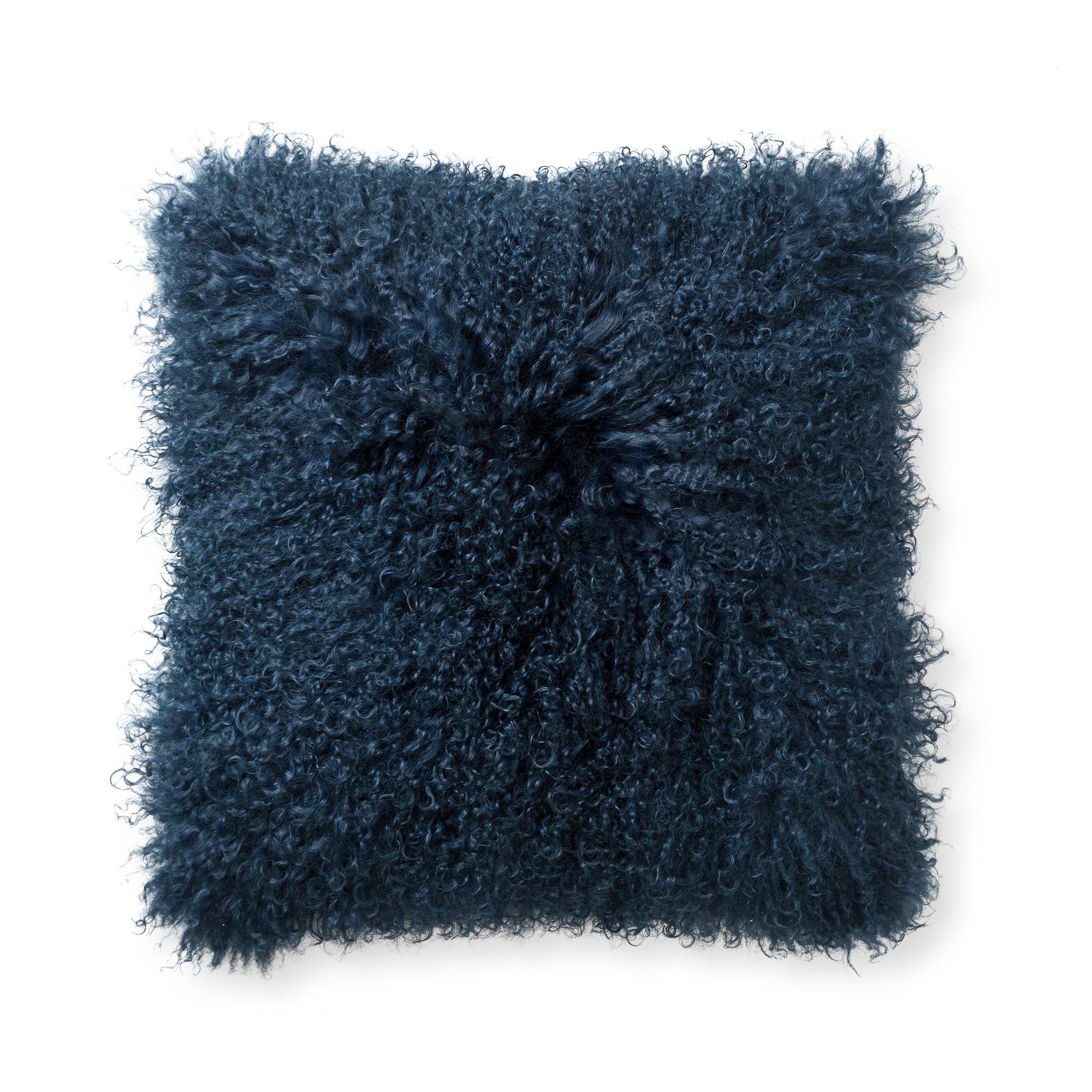 paustian real furs fur pillow international raccoon lars little canadian lamb