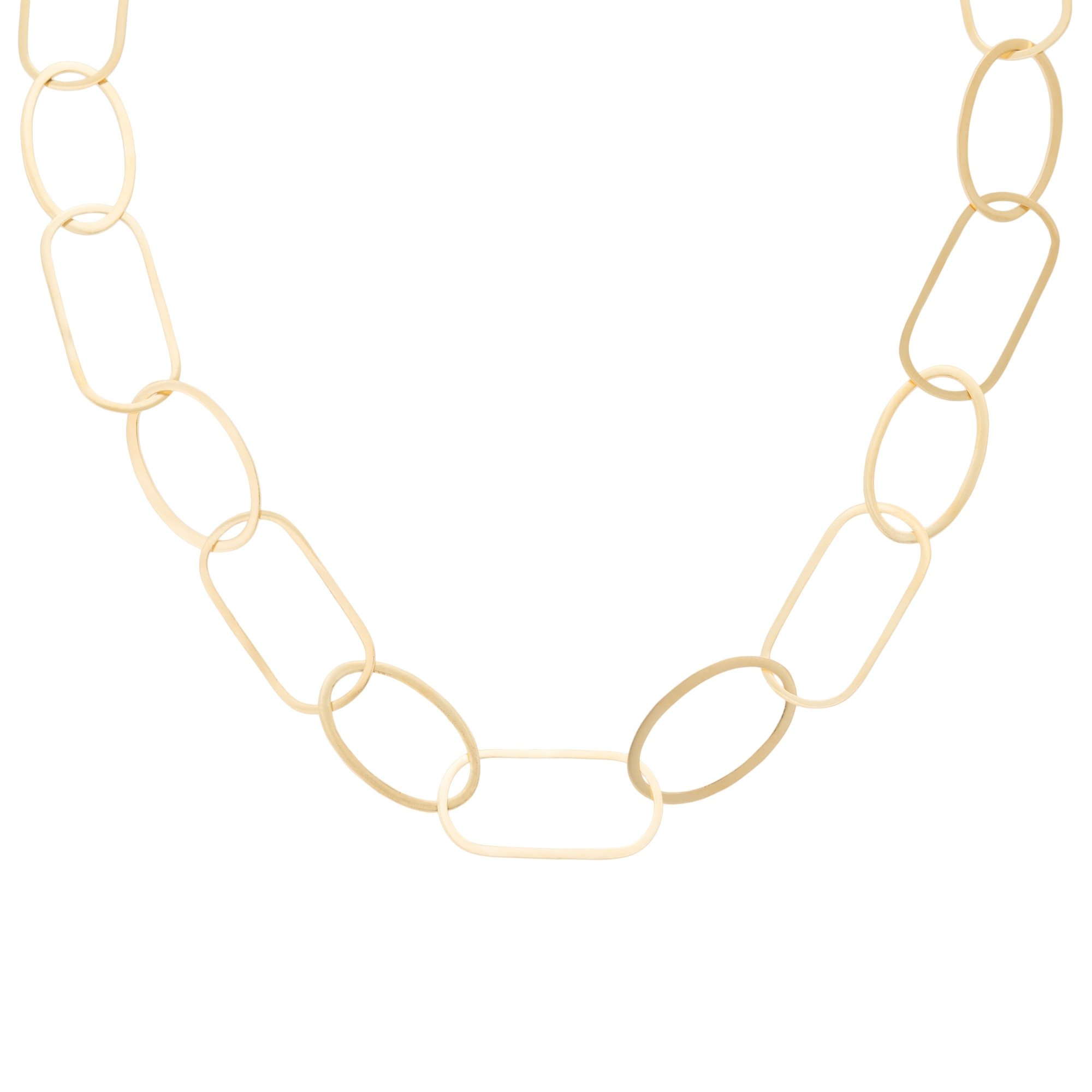 necklace link chain mens x wide