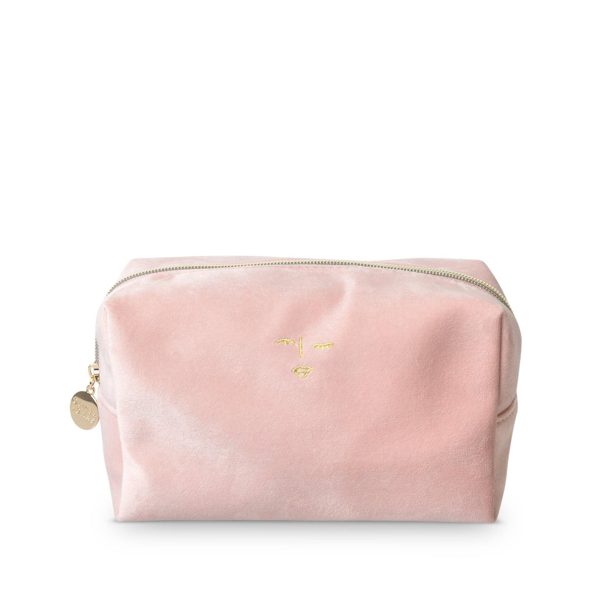 54573ddcf265 1133042 Oliver Bonas Accessories Velvet Cosmetic Bag Jpg