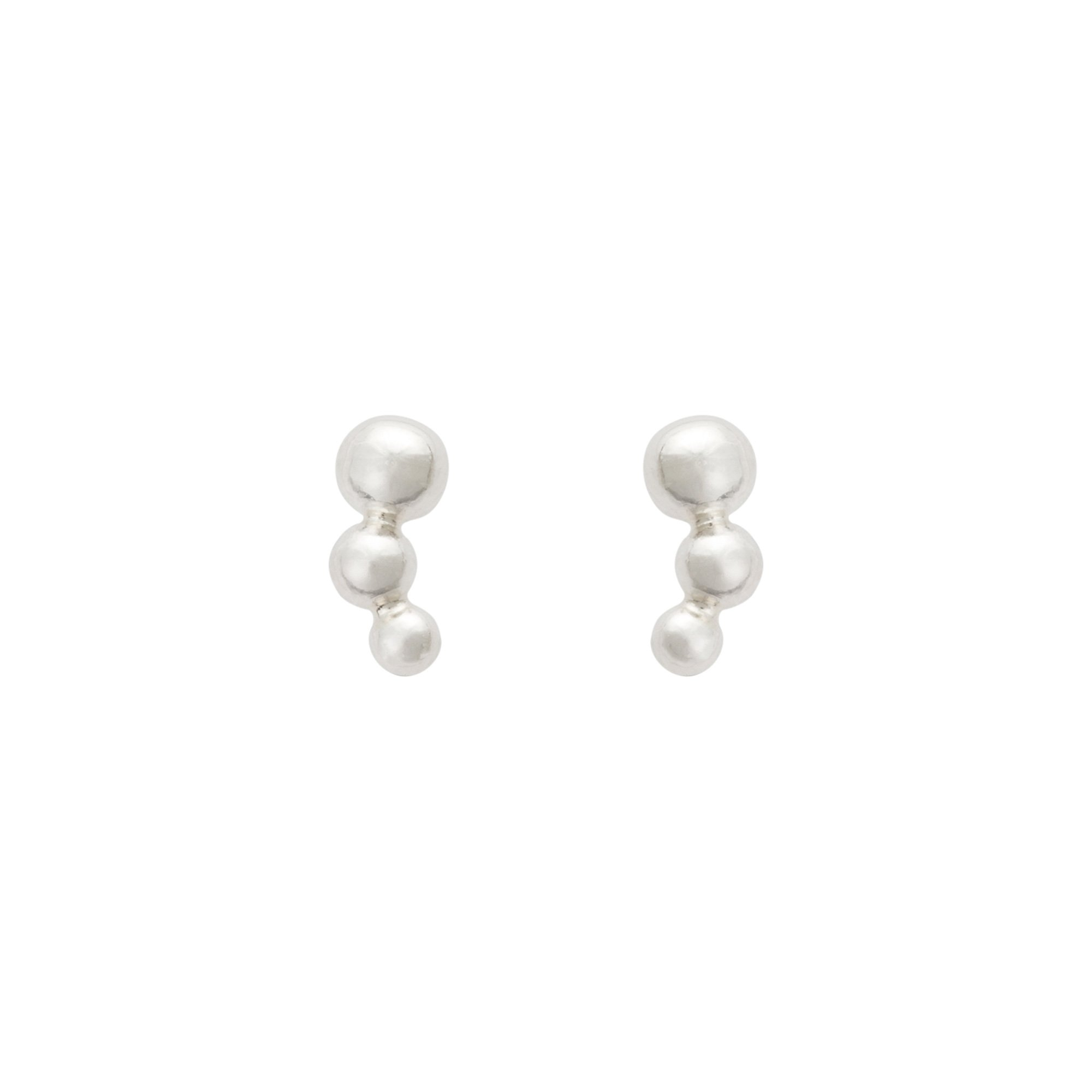 ca london hires earring stud links of sterling thames silver en essentials earrings