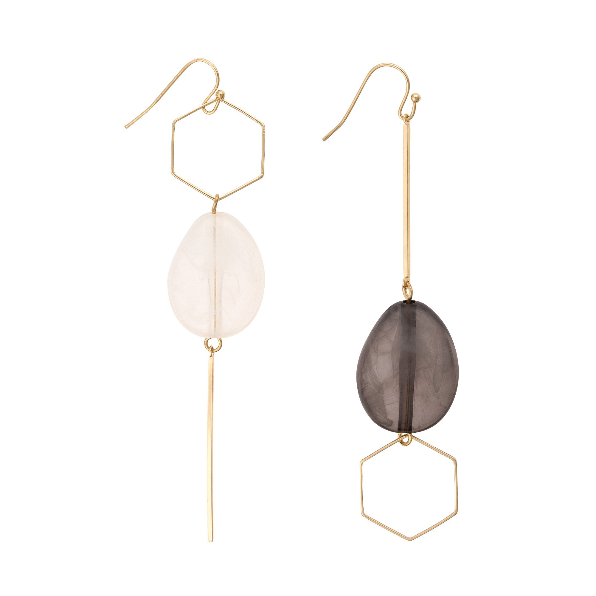 set assorted load earrings star your look to great lobes style up mix that match and monki moon earring delicate asymmetric