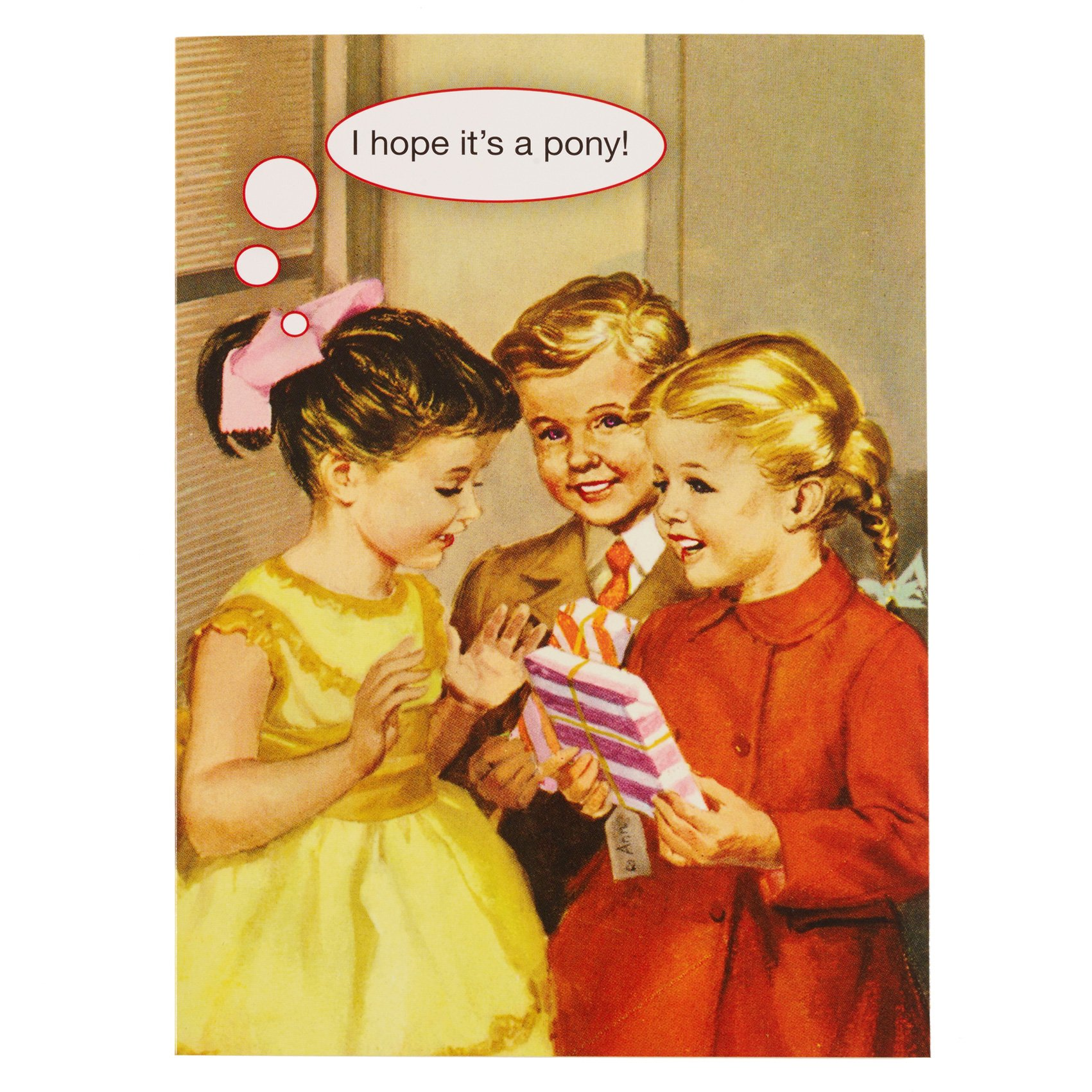 Humorous Birthday Card