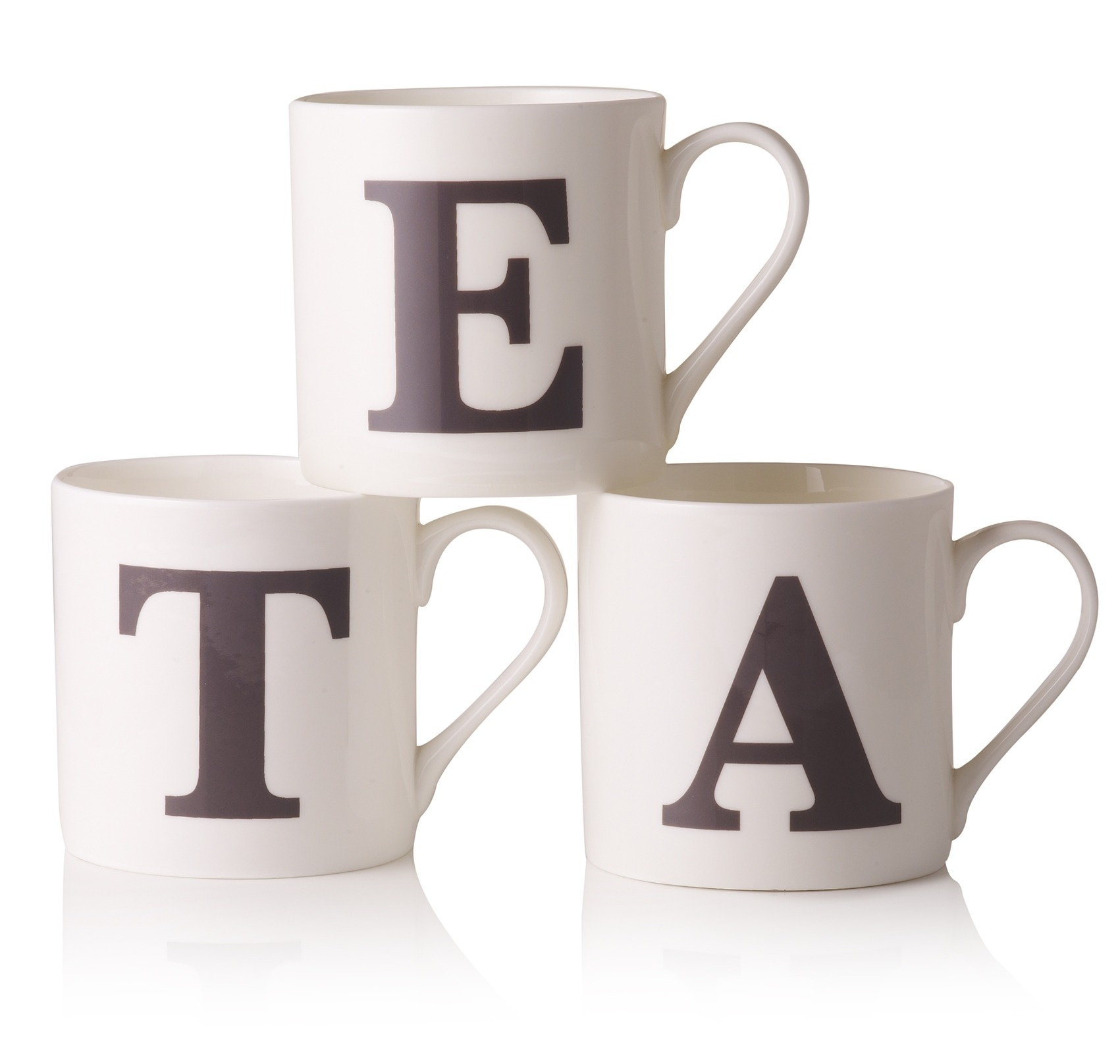 oliver bonas alphabet mug q gifts oliver bonas With coffee cups with letters