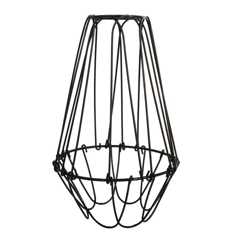 Wire cage lamp shade all homeware oliver bonas keyboard keysfo Images