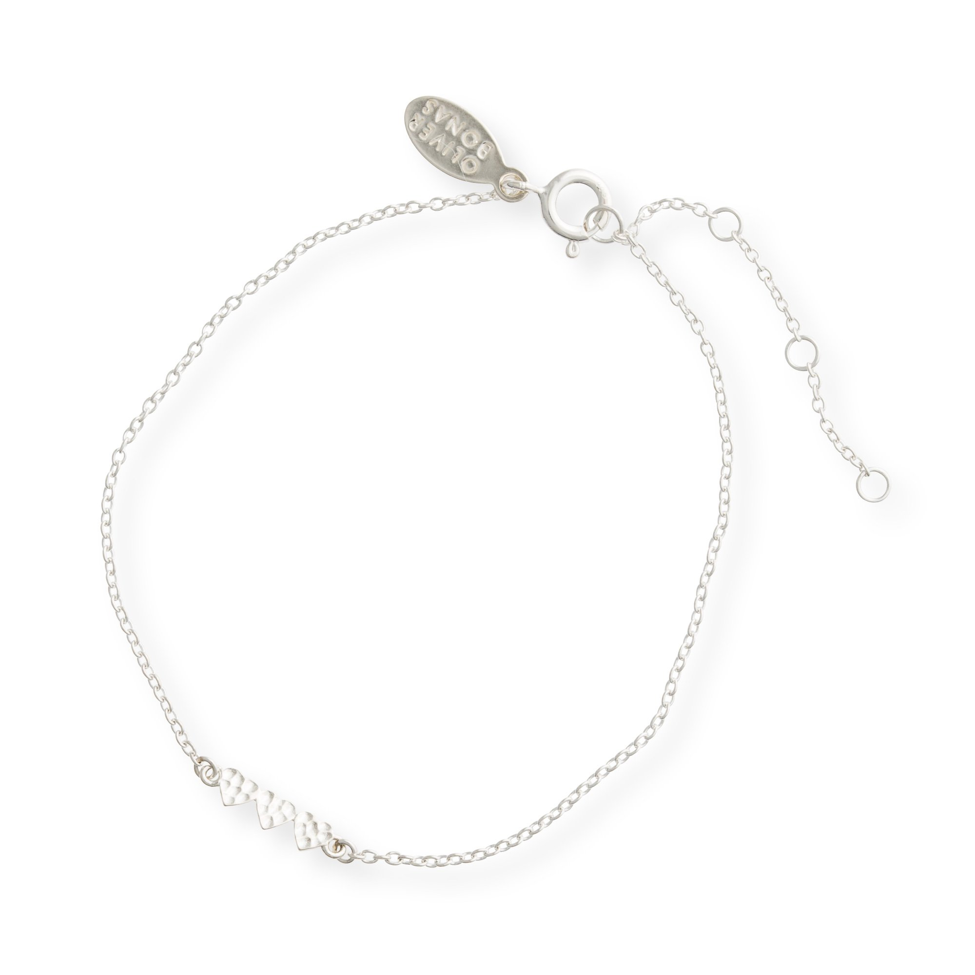 by exclusivity sterling silver bracelet designexclusivity sil heart product