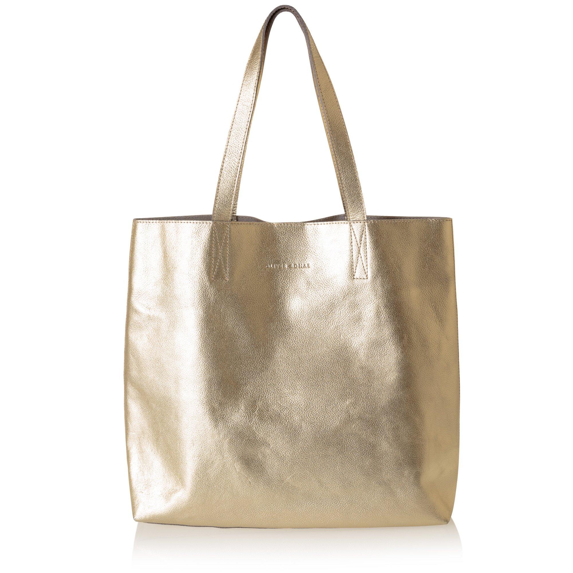 Free Comic Book Day Uk Store Locator: Gold Gold Metallic Leather Handbag