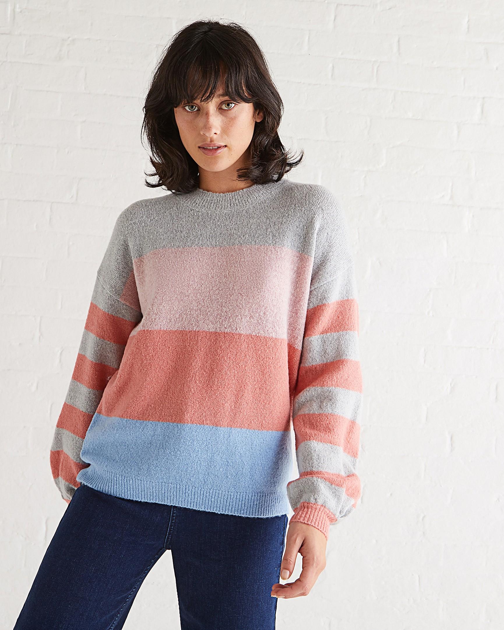 37adad27e2f Love Stripe Jumper