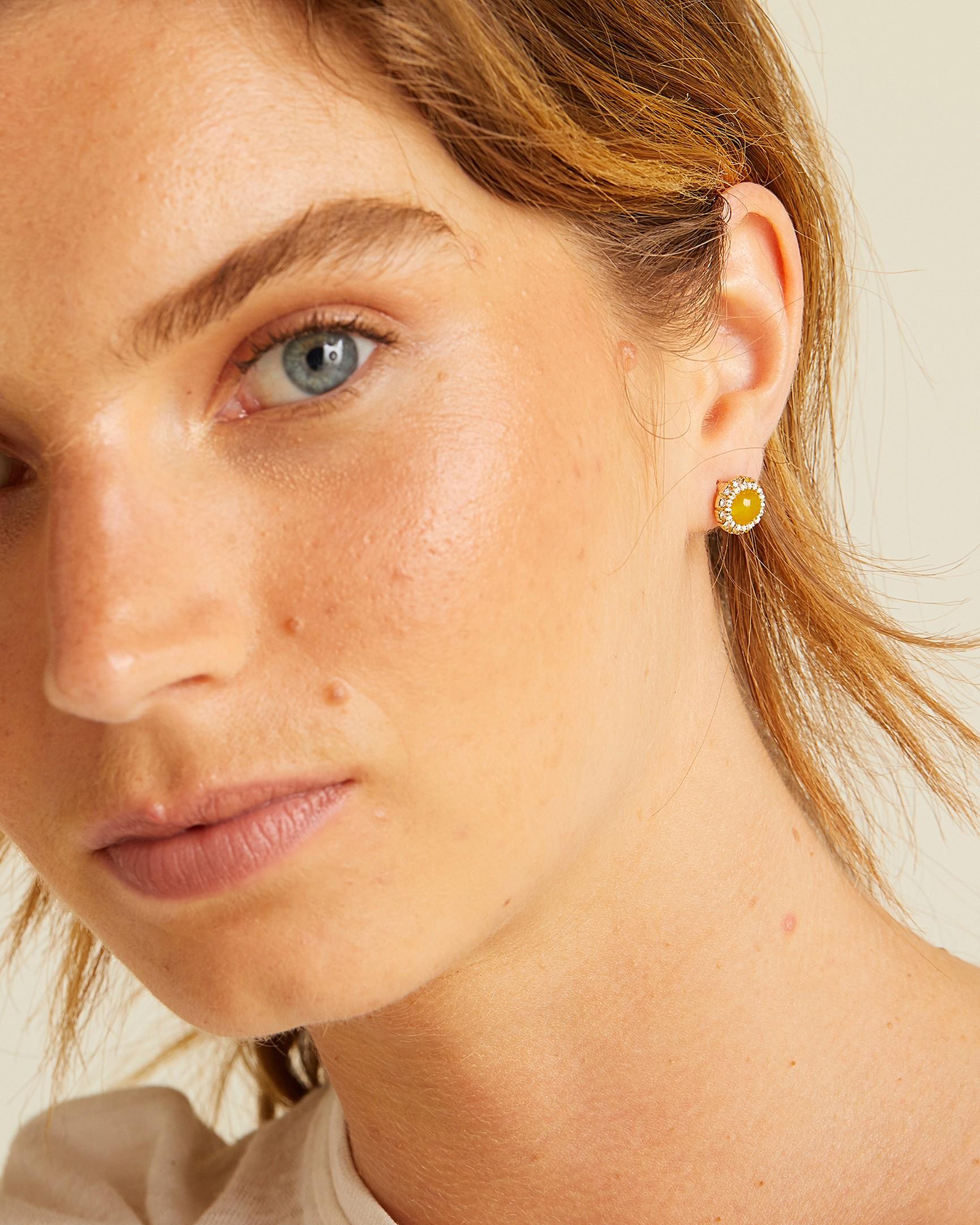c01f80ac2 Earrings - Hoop Earrings, Gold & Silver Studs | Oliver Bonas