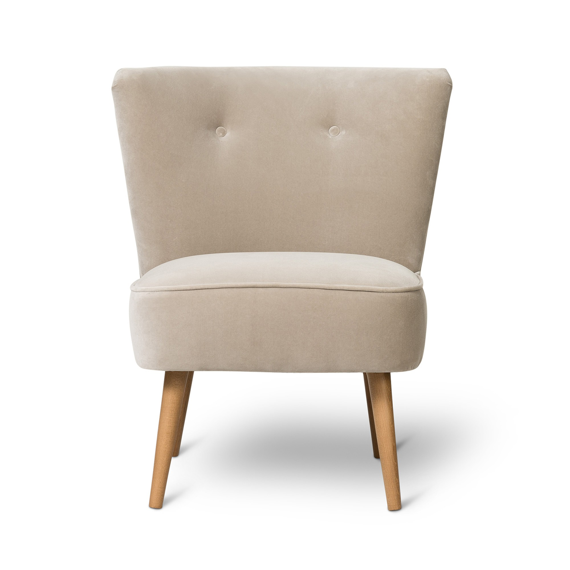 Le Cocktail Velvet Chair