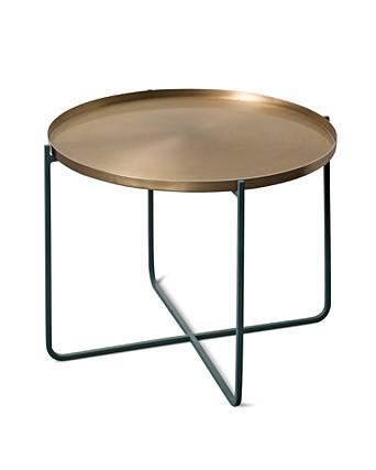 premium selection b156d 8295b Iggy Metal Tray Side Table