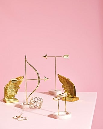 Bow Arrow Jewelry Stand Oliver Bonas Us When i stabbed myself with it, my stand 「the. bow arrow jewelry stand