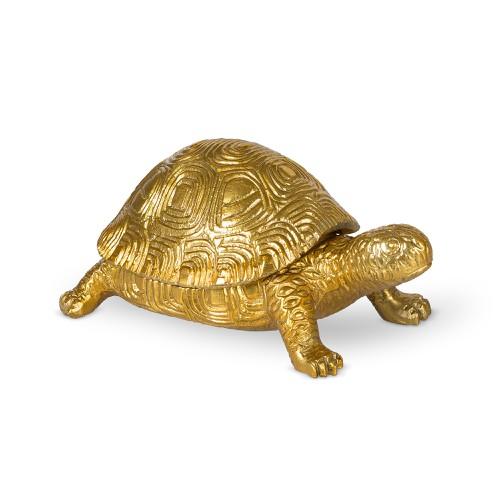 Tortoise TrinketPot by Olivar Bonas