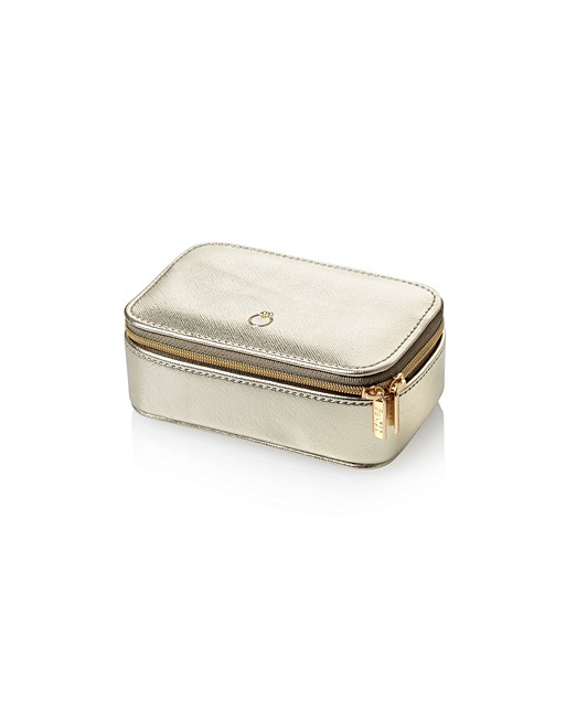 Amelia Small Travel Jewellery Box