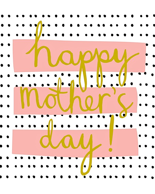Happy Mother S Day Card Oliver Bonas