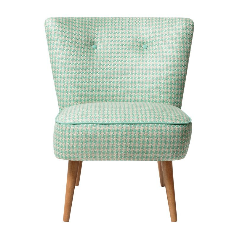 Oliver Bonas Le Cocktail Chair, Grey