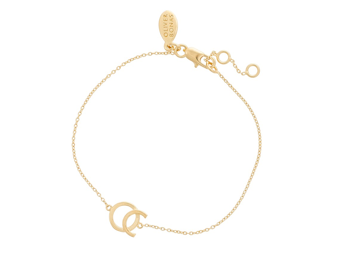 for plated gold mouse m at bracelet minnie rocks mickey couture disney white