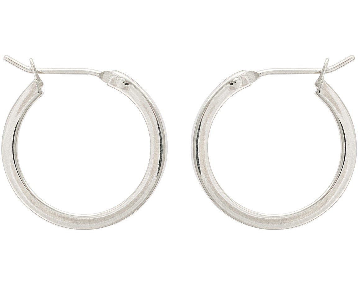 hoop muse small en jewellery earrings birks silver
