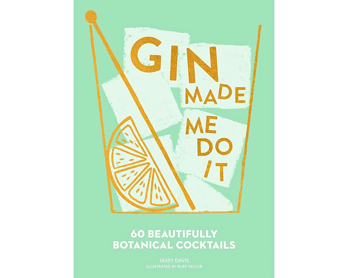 Image result for gin made me do it book