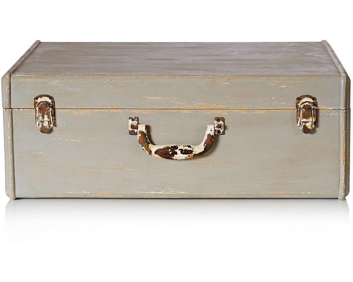 Charmant Decorative Storage Suitcase