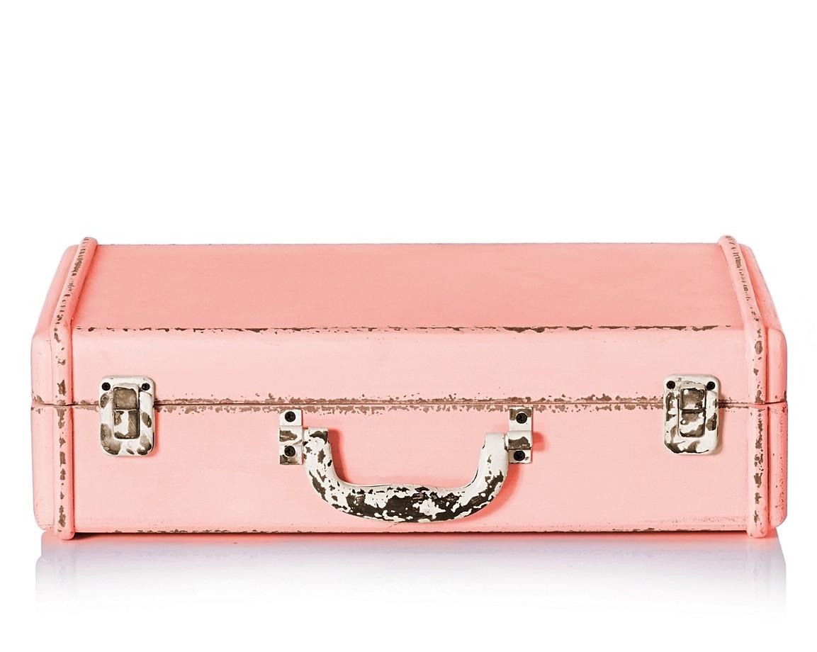 Decorative Storage Suitcase