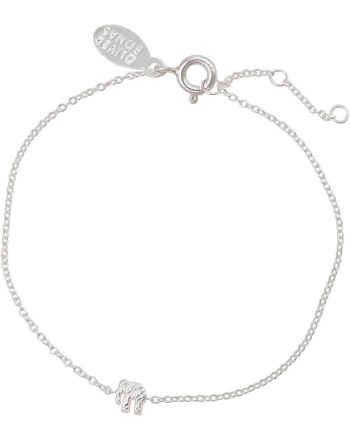 45ce4be8f Elephant Silver Chain Bracelet