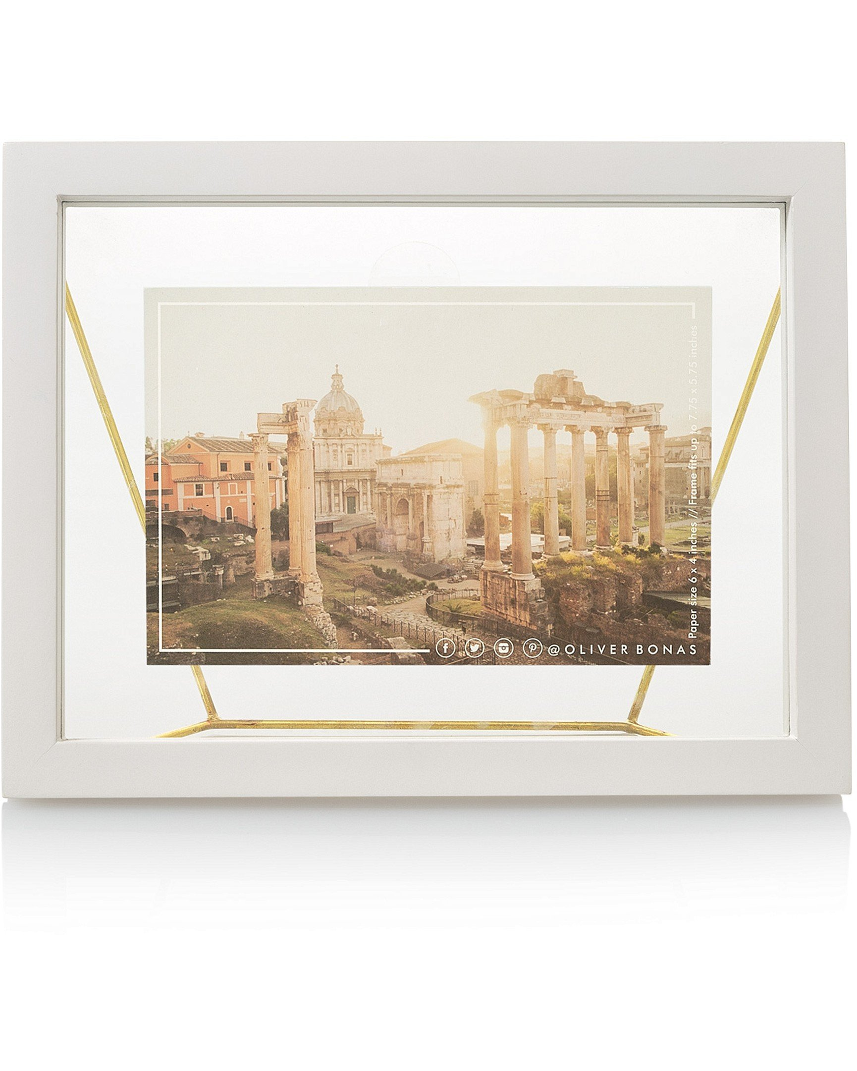 Photo Frames - Multi Photo Frames & Standing Frames | Oliver Bonas