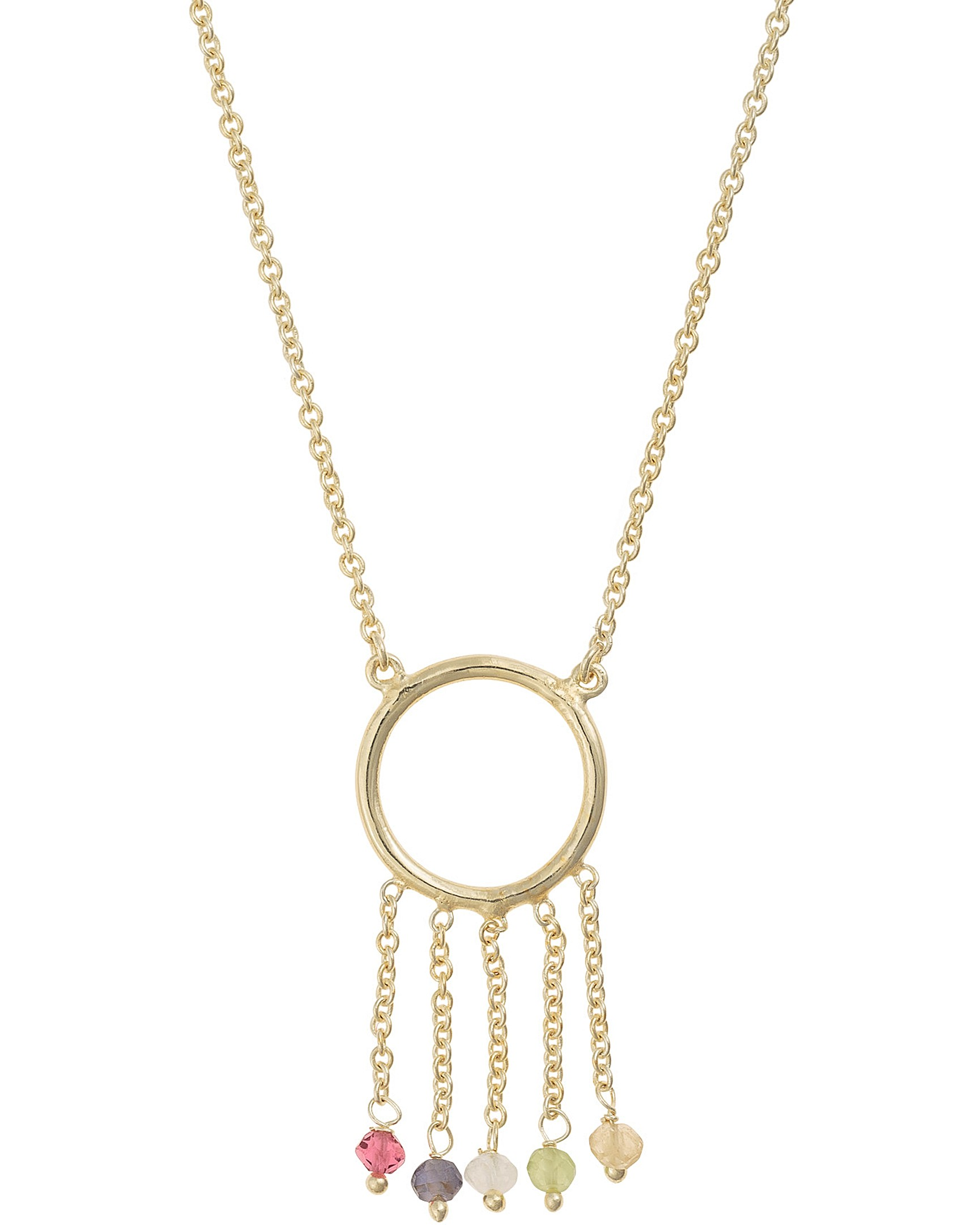 de6f7692502 Chain   Bead Tassel Gold Plated Necklace