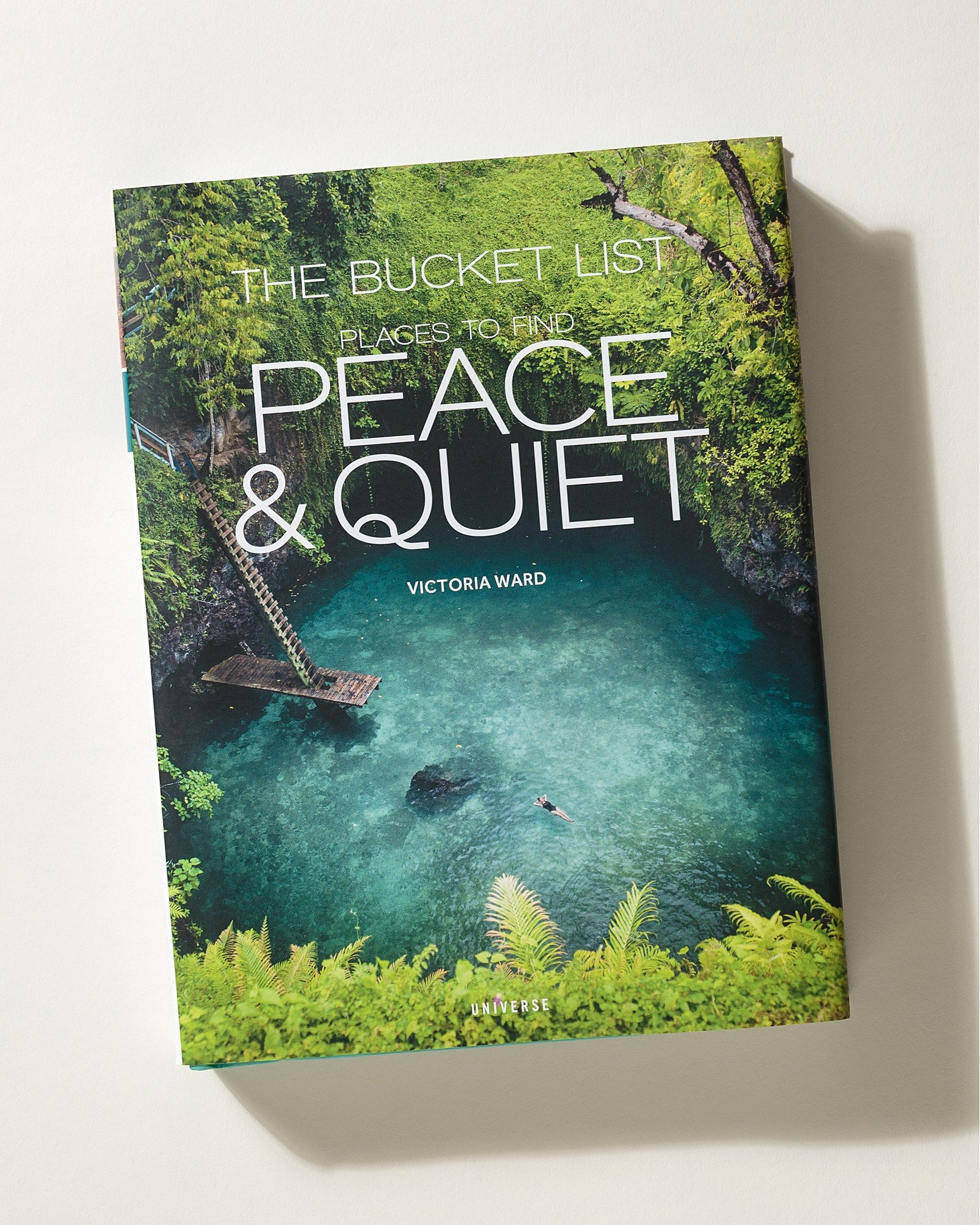 ad812973 The Bucket List: Places to Find Peace & Quiet Book