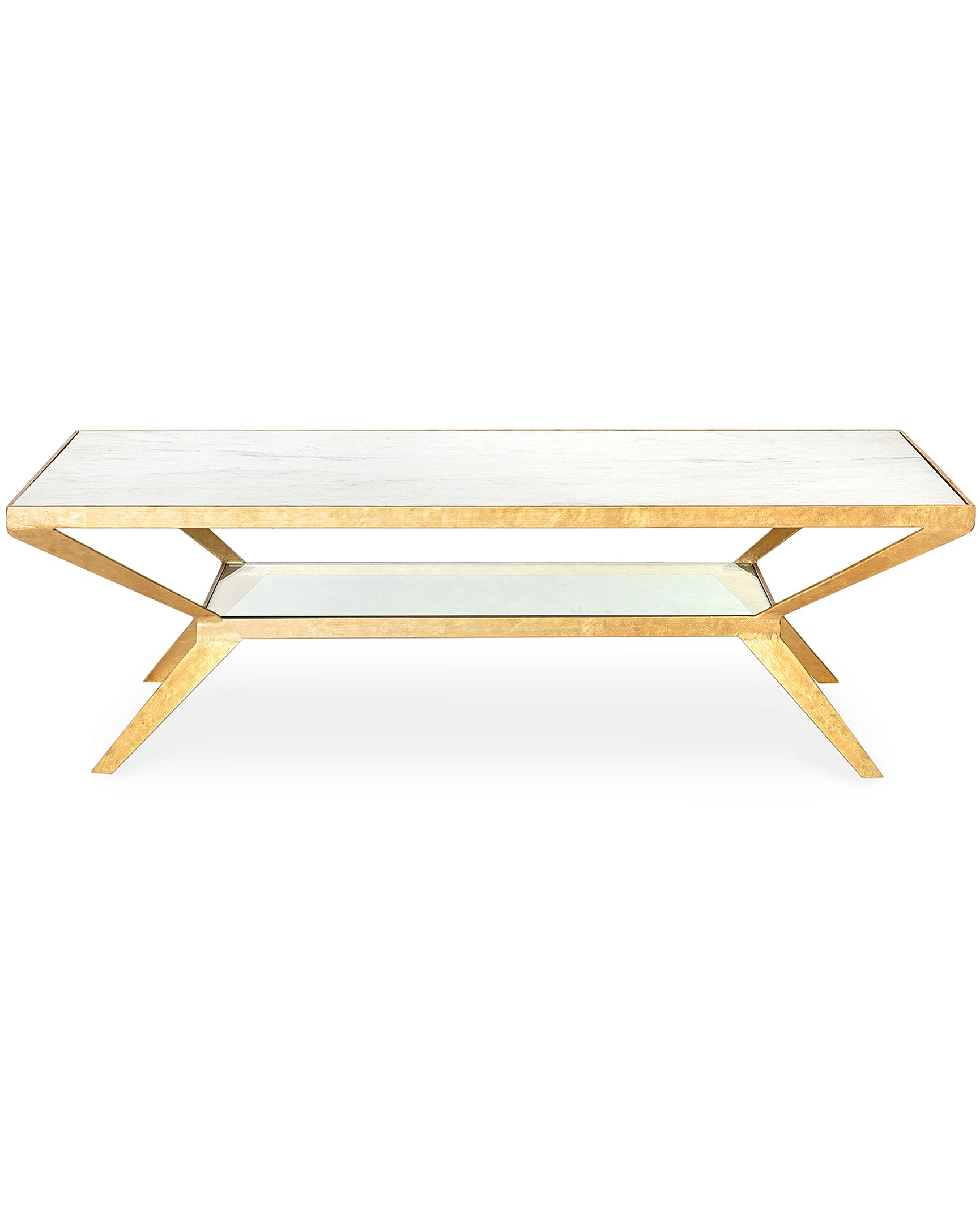 Luxe Diamond Coffee Table