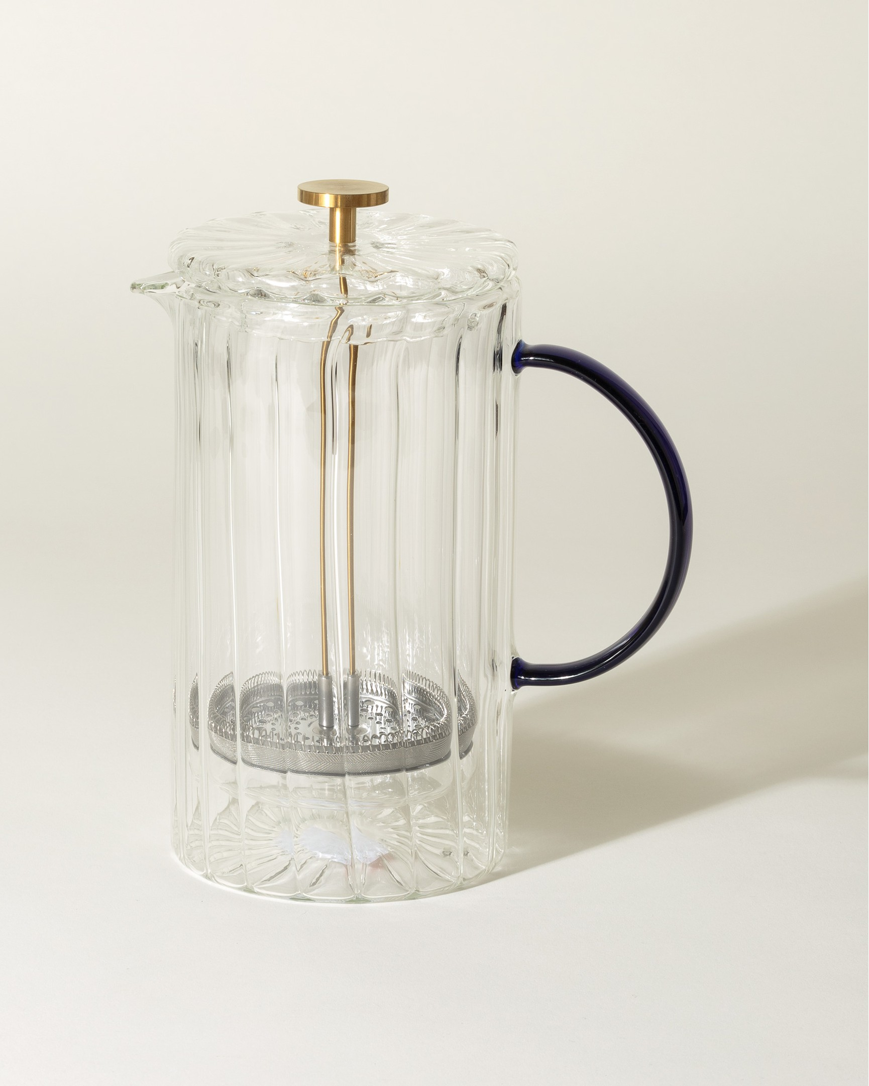 Nami Glass Cafetiere : animal print kitchenware - Pezcame.Com