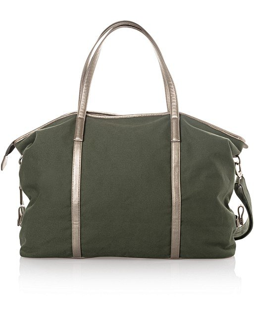 Olivia Overnight Canvas Weekend Bag  5a00ca218808f