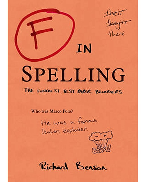 F in Spelling: The Funniest Test Paper Blunders | Oliver Bonas