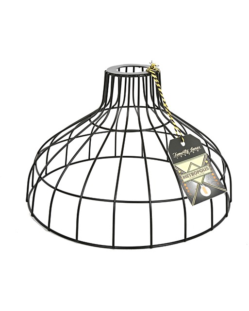 parasol wire lamp shade