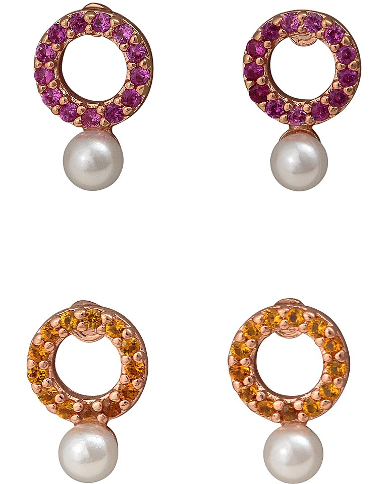 11f6d1716 Earrings - Hoop Earrings, Gold & Silver Studs | Oliver Bonas